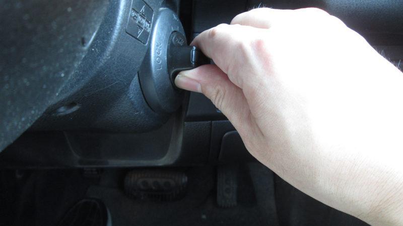 車の鍵が折れてしまった場合の対処方とは